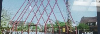 Bau der Immanuelkapelle